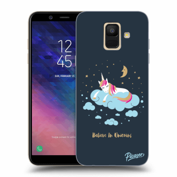 Obal pro Samsung Galaxy A6 A600F - Believe In Unicorns