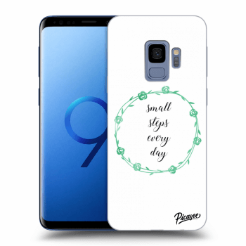 Obal pro Samsung Galaxy S9 G960F - Small steps every day