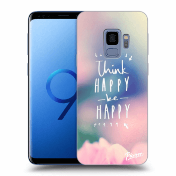 Obal pro Samsung Galaxy S9 G960F - Think happy be happy