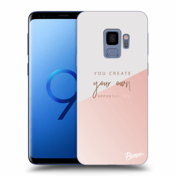Obal pro Samsung Galaxy S9 G960F - You create your own opportunities