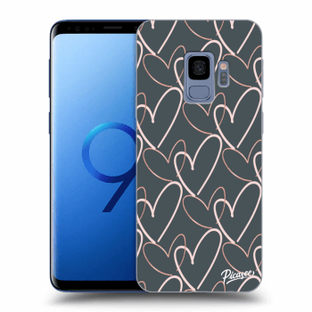 Obal pro Samsung Galaxy S9 G960F - Lots of love