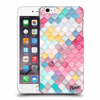 Obal pro Apple iPhone 6 Plus/6S Plus - Colorful roof