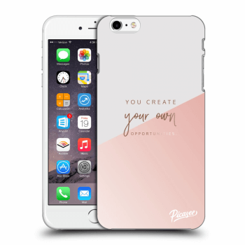 Obal pro Apple iPhone 6 Plus/6S Plus - You create your own opportunities