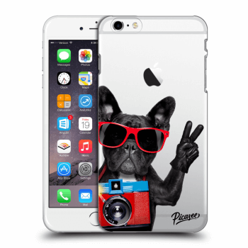 Obal pro Apple iPhone 6 Plus/6S Plus - French Bulldog