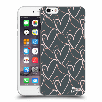 Obal pro Apple iPhone 6 Plus/6S Plus - Lots of love