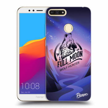 Obal pro Honor 7A - Wolf