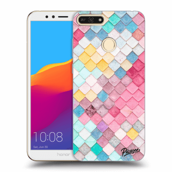 Obal pro Honor 7A - Colorful roof