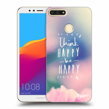 Obal pro Honor 7A - Think happy be happy