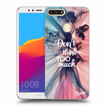 Obal pro Honor 7A - Don't think TOO much