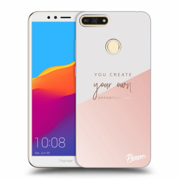Obal pro Honor 7A - You create your own opportunities