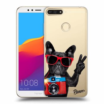 Obal pro Honor 7A - French Bulldog
