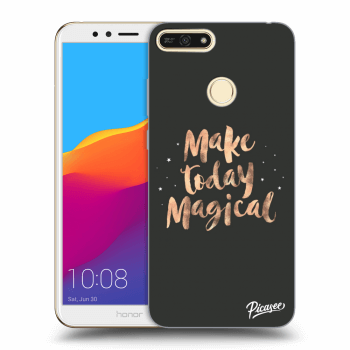 Obal pro Honor 7A - Make today Magical