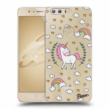 Obal pro Honor 8 - Unicorn star heaven
