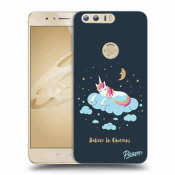 Obal pro Honor 8 - Believe In Unicorns