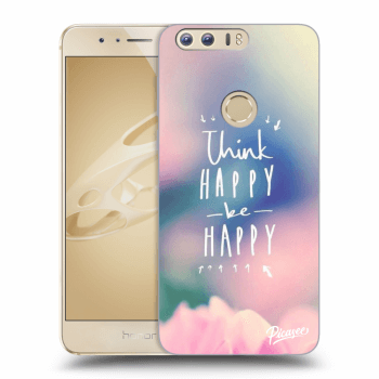 Obal pro Honor 8 - Think happy be happy