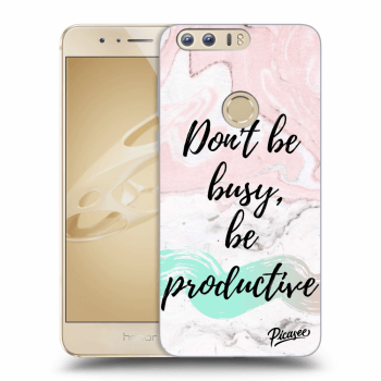Obal pro Honor 8 - Don't be busy, be productive