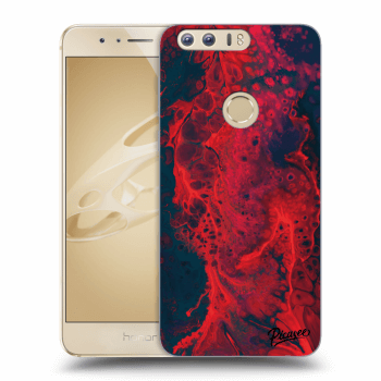 Obal pro Honor 8 - Organic red