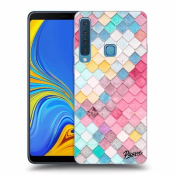 Obal pro Samsung Galaxy A9 2018 A920F - Colorful roof