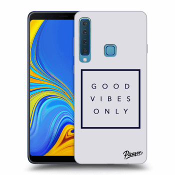 Obal pro Samsung Galaxy A9 2018 A920F - Good vibes only