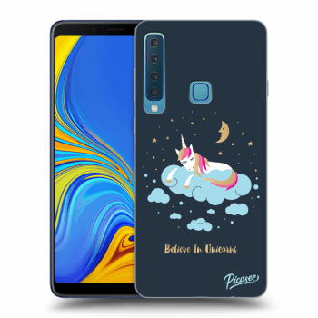 Obal pro Samsung Galaxy A9 2018 A920F - Believe In Unicorns
