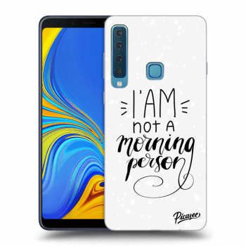 Obal pro Samsung Galaxy A9 2018 A920F - I am not a morning person
