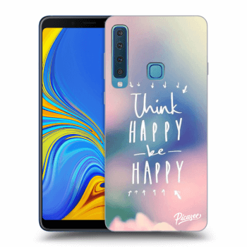 Obal pro Samsung Galaxy A9 2018 A920F - Think happy be happy