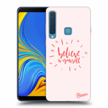 Obal pro Samsung Galaxy A9 2018 A920F - Believe in yourself