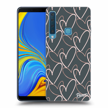 Obal pro Samsung Galaxy A9 2018 A920F - Lots of love