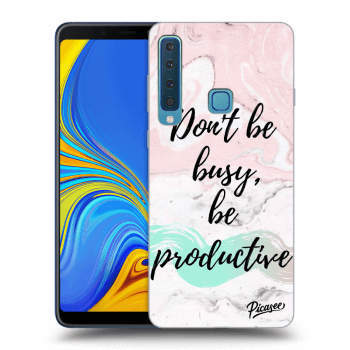 Obal pro Samsung Galaxy A9 2018 A920F - Don't be busy, be productive
