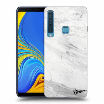 Obal pro Samsung Galaxy A9 2018 A920F - White marble