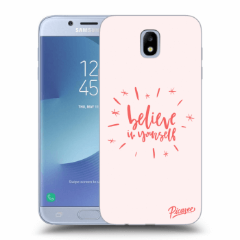 Obal pro Samsung Galaxy J7 2017 J730F - Belive in yourself