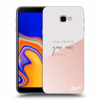 Obal pro Samsung Galaxy J4+ J415F - You create your own opportunities