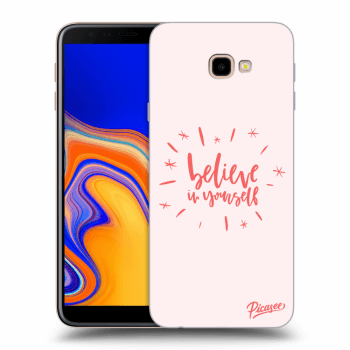 Obal pro Samsung Galaxy J4+ J415F - Belive in yourself