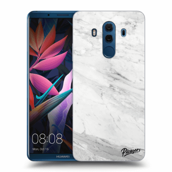 Obal pro Huawei Mate 10 Pro - White marble