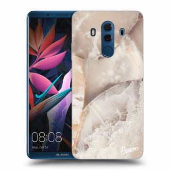 Obal pro Huawei Mate 10 Pro - Cream marble