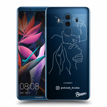 Obal pro Huawei Mate 10 Pro - Forehead kiss White
