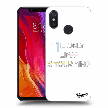 Obal pro Xiaomi Mi 8 - The only limit is your mind