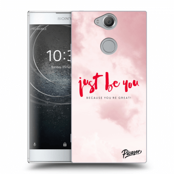Obal pro Sony Xperia XA2 - Just be you