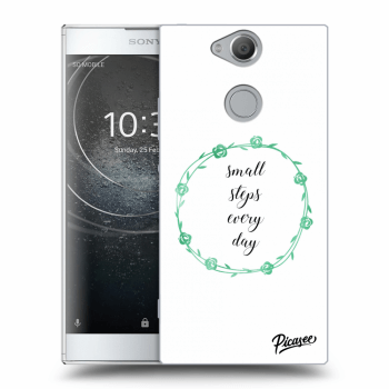 Obal pro Sony Xperia XA2 - Small steps every day