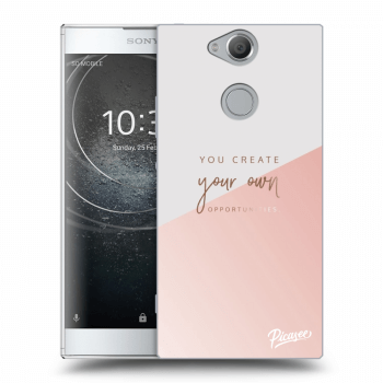 Obal pro Sony Xperia XA2 - You create your own opportunities