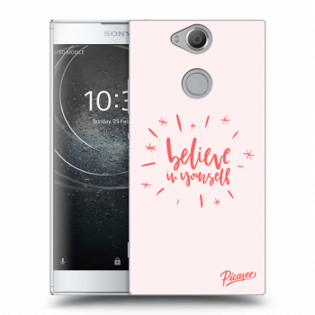 Obal pro Sony Xperia XA2 - Believe in yourself