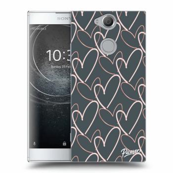 Obal pro Sony Xperia XA2 - Lots of love