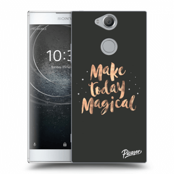 Obal pro Sony Xperia XA2 - Make today Magical