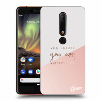 Obal pro Nokia 6.1 - You create your own opportunities