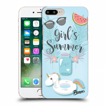 Obal pro Apple iPhone 7 Plus - Girls Summer