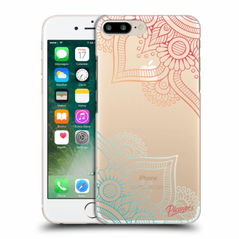 Obal pro Apple iPhone 7 Plus - Flowers pattern