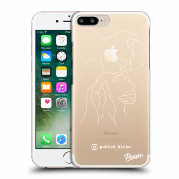 Obal pro Apple iPhone 7 Plus - Forehead kiss White