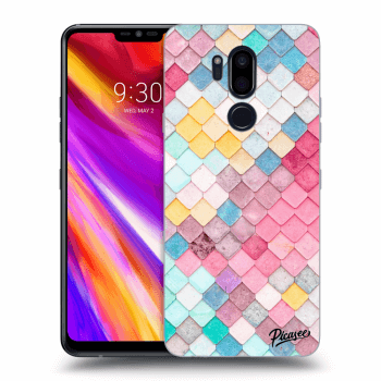 Obal pro LG G7 ThinQ - Colorful roof
