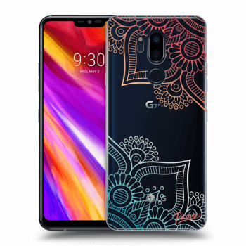 Obal pro LG G7 ThinQ - Flowers pattern