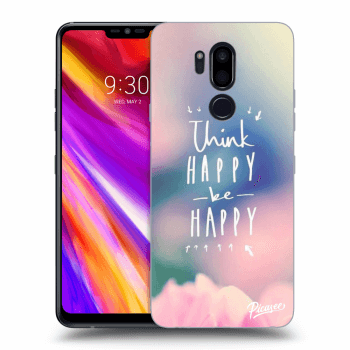 Obal pro LG G7 ThinQ - Think happy be happy